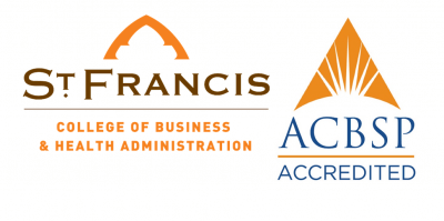 university st francis college of business