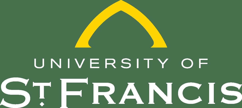 usf logo white text