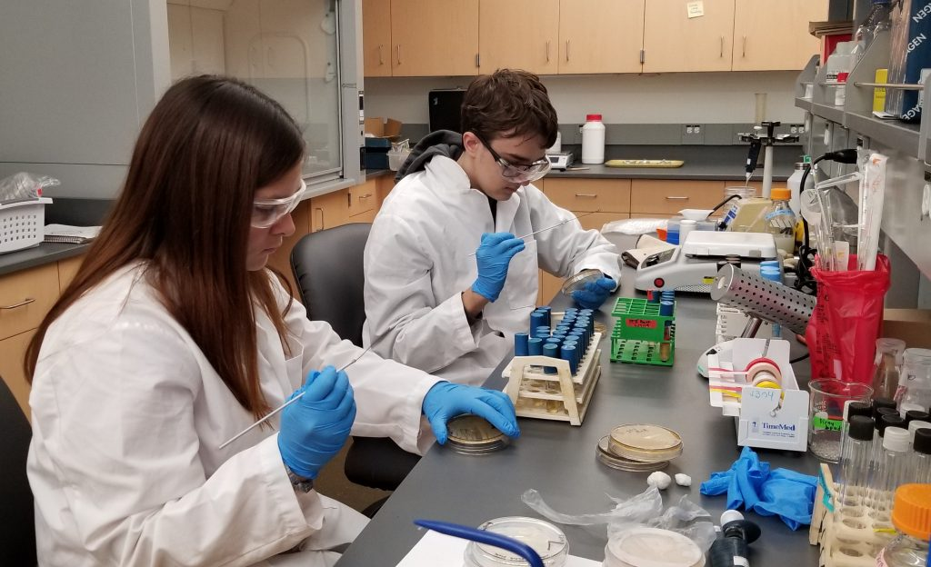 SURE | Luke Laschober and Hanah Mastandrea - undergraduate research