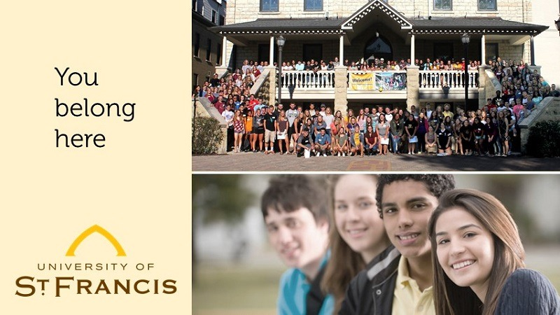 Be part of St. Francis
