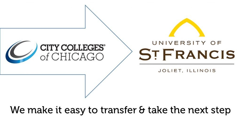 city college chicago transfer to st francis