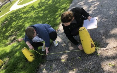 Undergraduate research (SURE program) --Nicole Biegun, Jensen Crenshaw and Lindsay Mohrmann -- Wheelchair Accessibility