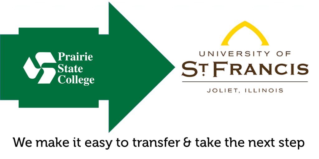 Prairie State College >> Prairie State College Transfer Guide University Of St Francis