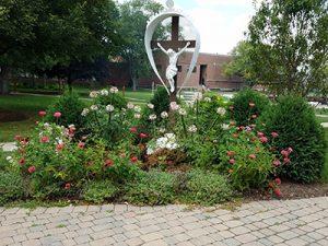 sustainability courtyard