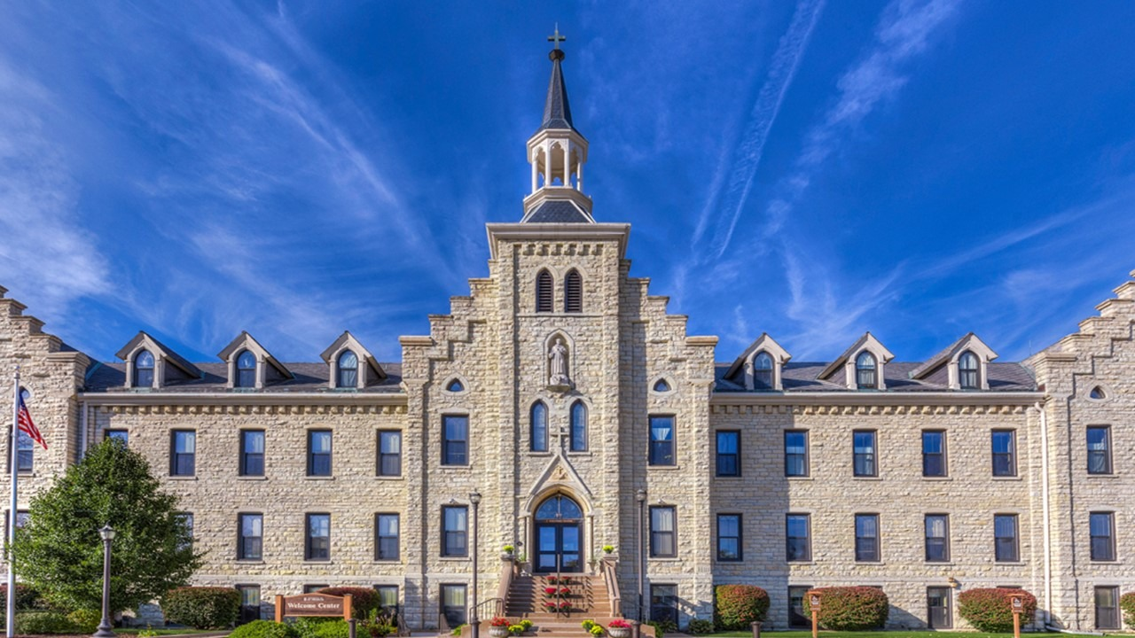 University St. Francis Motherhouse
