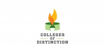 USF has been named a 2019-2020 College of Distinction
