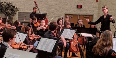 """""""Music at Moser"""" Performing Arts Series at USF"""