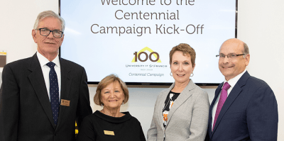 The Habigers and Dollingers will co-chair the Caritas Centennial Scholarship Gala.