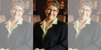 Sister Margaret Carney will speak at USF on September 25, 2019.