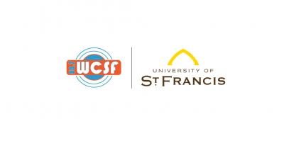 WCSF logo with USF logo