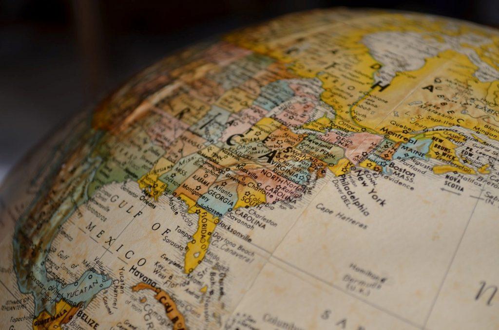 image of a globe