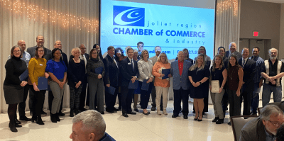 Joliet Chamber of Commerce 2019 award winners