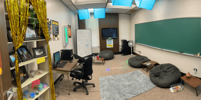 USF sensory room