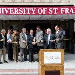 groundbreaking ceremony and ribbon cutting