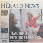 herald newspaper front page
