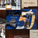 Caritas invitation and black tie