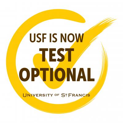 Test optional university