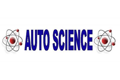 auto science in channahon logo