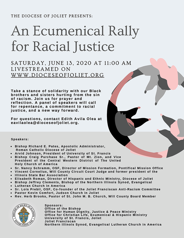 Ecumenical Rally for Racial Justice