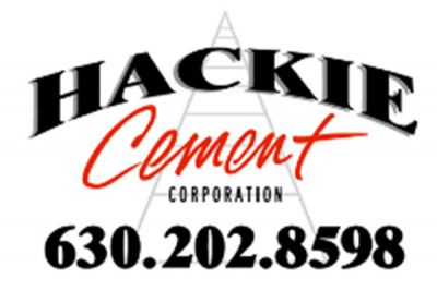 hackie cement logo
