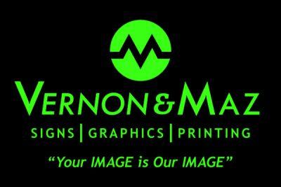 vernon & maz inc logo