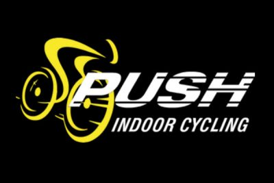 push indoor cycling logo