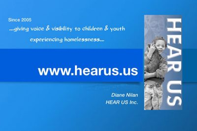 hear us logo