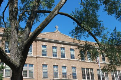 St. Clare Campus building