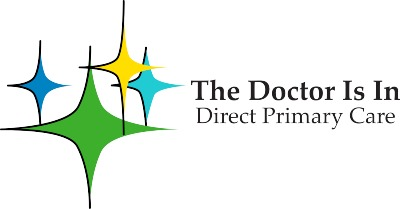 The Doctor is in logo