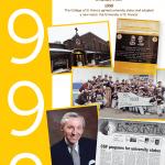 centennial banner 1990