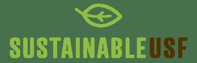 usf campus sustainability logo