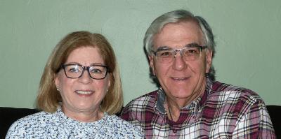 Bill and Linda Bromer