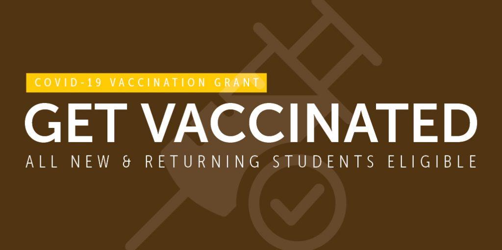 Covid vaccination grant