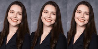 USF student Monika Gomez