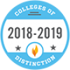 2018-19 Colleges of Distinction