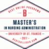 Best Colleges 2017 best online programs masters in nursing administration